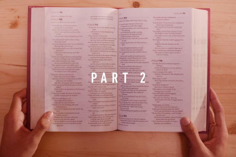 Text-Driven Preaching, Part 2