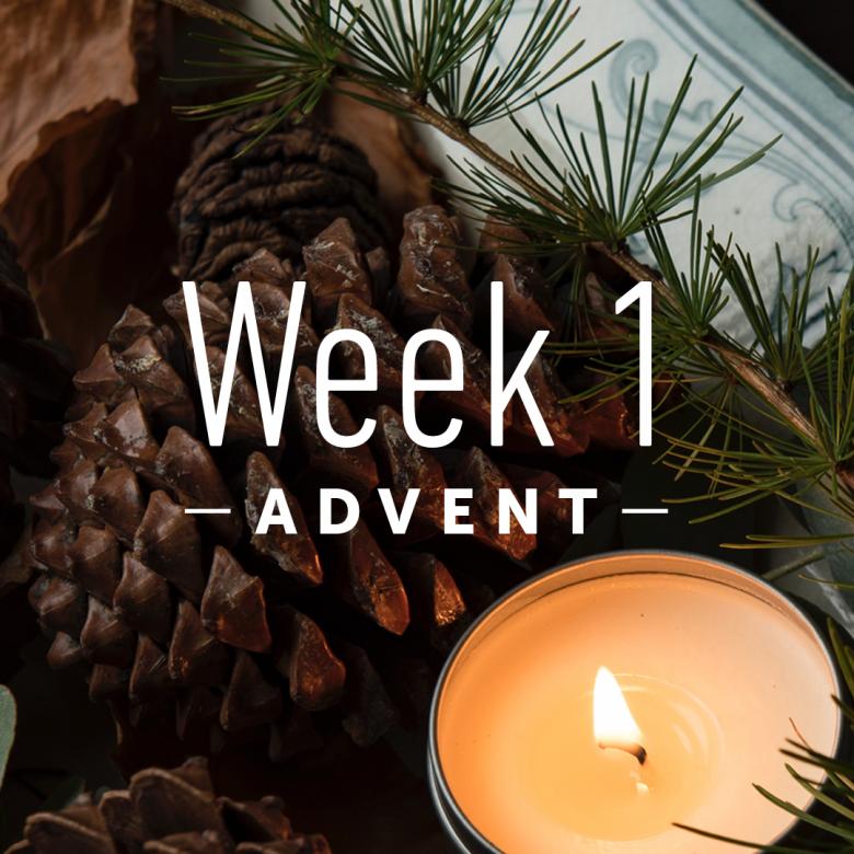 Advent Guide | Week 1: Dec 2-8