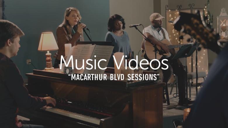 "Music Videos – ""MacArthur Blvd Sessions"""