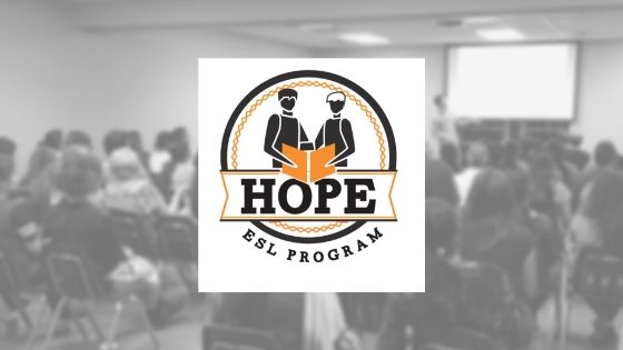 Celebrating Hope ESL (English as a Second Language)